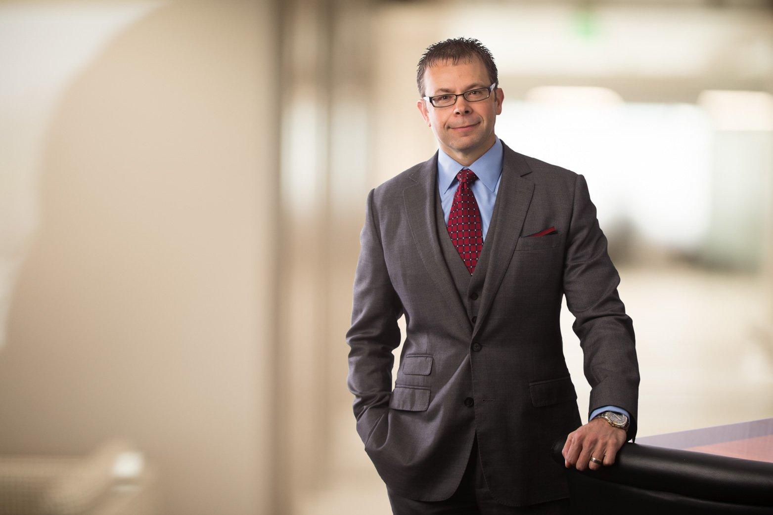 Chad E. Nydegger
